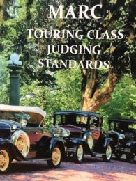 Touring Class Judging Standards