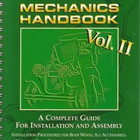 "Model ""A"" Ford Mechanics Handbook. Vol. II."