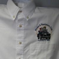 White Twill Demin Shirt