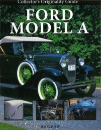 "Original Ford Model ""A"" The Restorers Guide"