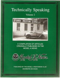 MARC Technically Speaking: Vol. #2- 1968-1971