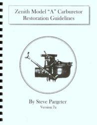 Zenith Carburetor Book