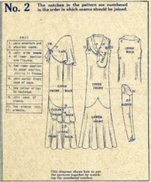 McCall 6622    Ladies' Dress      size 38