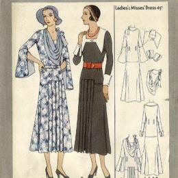 McCall 6635      Ladies' Dress       Size 36