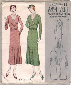 McCall 6737a