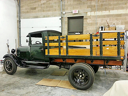 1931 Ford Model Aa Truck model a restorers club category cars for sale ...