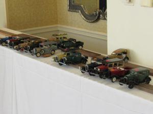 hubley metal car kits