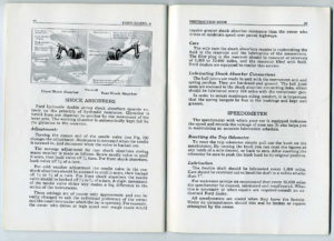 Ford instruction Book007fb