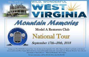 2018 MARC National Tour @ Elkins, West Virginia